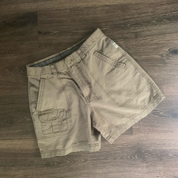 High Waisted Colombia Shorts